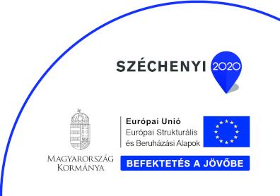 Projekt kedvezményezetti infóblokk: Széchenyi 2020, Európai Unió Európai Strukturális és Beruházási Alapok